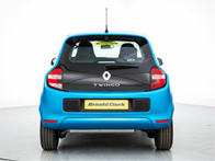 Vehicle details for 17 Renault Twingo