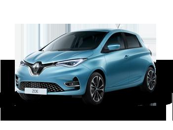 Brand New Renault ZOE