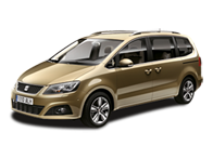 Vehicle details for Brand New Seat Alhambra