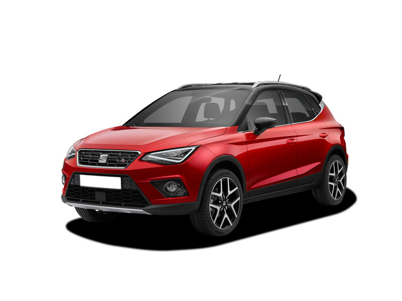 brand new 68 plate seat arona 1 0 tsi 115 fr ez 5dr arnold clark. Black Bedroom Furniture Sets. Home Design Ideas