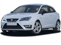 Vehicle details for Brand New 17 Plate Seat Ibiza