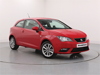 Vehicle details for 16 Seat Ibiza
