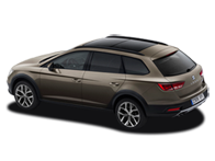 Vehicle details for Brand New 66 Plate Seat Leon X-Perience