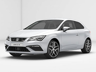 Vehicle details for Brand New 17 Plate Seat Leon