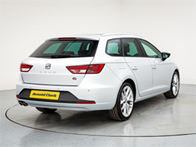 Vehicle details for Brand New 66 Plate Seat Leon