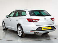 Vehicle details for 16 Seat Leon