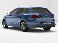 Vehicle details for Brand New 17 Seat Leon