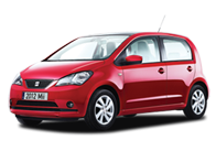 Vehicle details for 65 Seat Mii