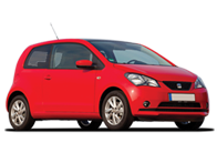 Vehicle details for Brand New 16 Plate Seat Mii