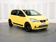 Vehicle details for Brand New 17 Plate Seat Mii