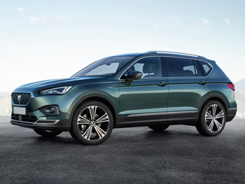 Vehicle details for Brand New SEAT Tarraco