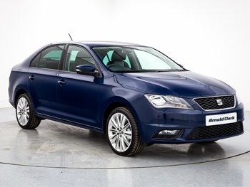 Vehicle details for 18 SEAT Toledo