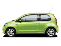 Vehicle details for Brand New 66 Plate Skoda Citigo