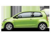 Vehicle details for Brand New 17 Plate Skoda Citigo