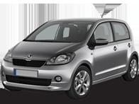 Vehicle details for 66 Skoda Citigo