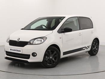 Vehicle details for Brand New 16 Plate Skoda Citigo