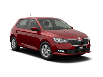 Vehicle details for 68 ŠKODA Fabia