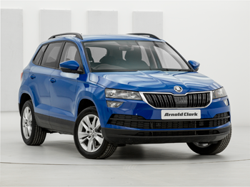 Vehicle details for Brand New 68 Plate ŠKODA Karoq
