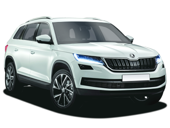 Vehicle details for Brand New ŠKODA Kodiaq