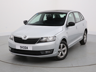 Vehicle details for 65 Skoda Rapid Spaceback