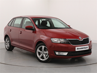 Vehicle details for 66 Skoda Rapid Spaceback