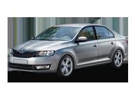 Vehicle details for Brand New Skoda Rapid