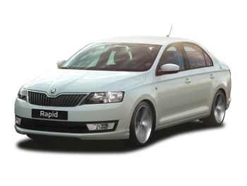 Brand new ŠKODA Rapid