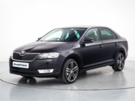 Vehicle details for 66 Skoda Rapid