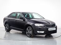 Vehicle details for 16 Skoda Rapid