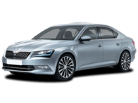 Vehicle details for Brand New Skoda Superb