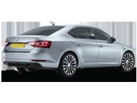 Vehicle details for Brand New Skoda Superb