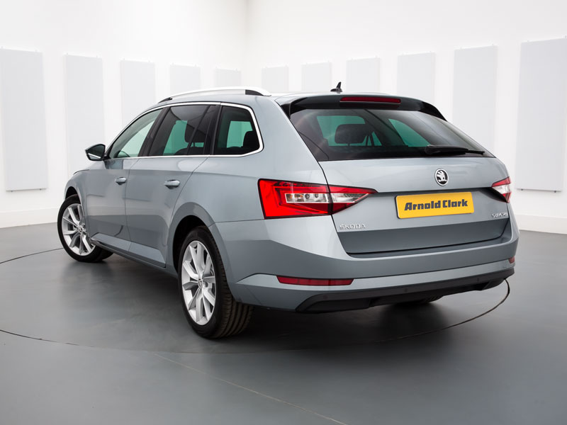 New Skoda Superb Cars For Sale Arnold Clark