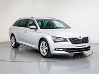 Vehicle details for Brand New 17 Plate Skoda Superb