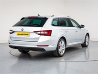 Vehicle details for 65 Skoda Superb