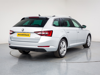 Vehicle details for Brand New ŠKODA Superb