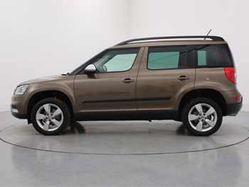 Brand New Skoda Yeti Outdoor