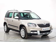 Vehicle details for Brand New 66 Plate Skoda Yeti Outdoor
