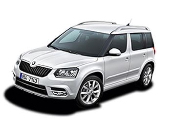 Vehicle details for Brand New 16 Plate Skoda Yeti