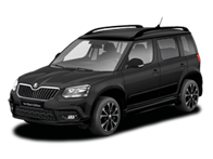 Vehicle details for Brand New Skoda Yeti