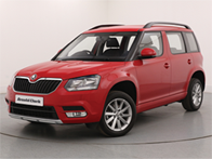 Vehicle details for 66 Skoda Yeti