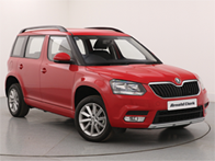 Vehicle details for 16 Skoda Yeti