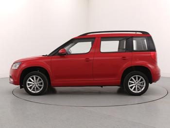 Vehicle details for Brand New 16 Plate Skoda Yeti