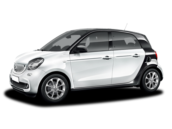 Brand New smart Forfour Hatchback
