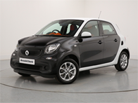 Vehicle details for Brand New Smart Forfour Hatchback