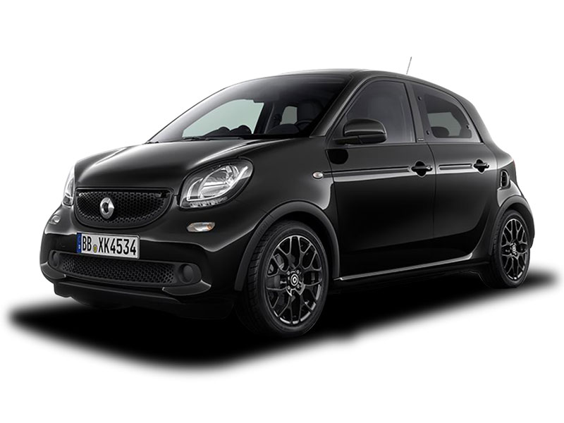 New Smart Forfour Hatchback Cars For Sale Arnold Clark