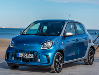 Brand New 20 Plate Smart Forfour 60kW EQ Pulse Premium 17kWh 5dr Auto [22kWch]