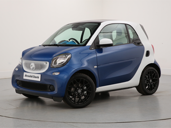 Smart Car Leasing offers available now at Arnold Clark