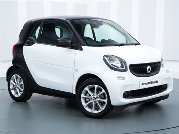 Brand New 18 smart Fortwo Coupe