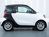Vehicle details for Brand New Smart Fortwo Coupe