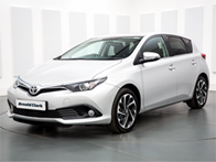 Vehicle details for 66 Toyota Auris